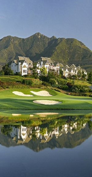 Cape Town  golf estate uploaded by Pinner