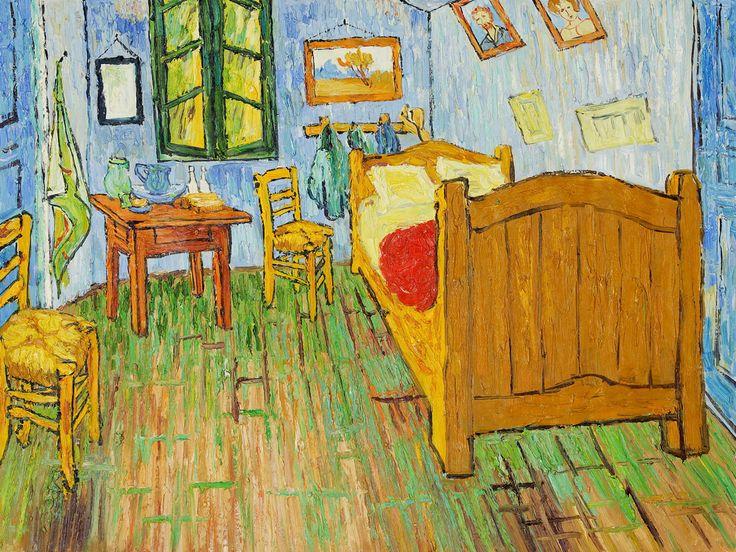 109 best vincents bedroom images on pinterest | bedroom in arles