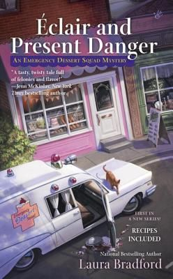 One of the new cozy mystery series that I'm looking forward to reading is called the Emergency Dessert Squad Mystery Series by Laura Bradford. The first book in this series is called Éclair a…