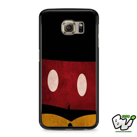 Hipster Mickey Mouse Samsung Galaxy S7 Case