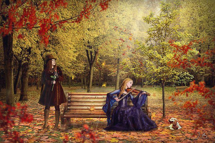 Осенняя мелодия