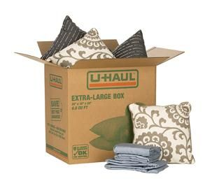 U-Haul: Moving supplies: Extra Large Moving Box