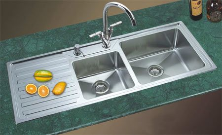 Kitchen Sinks Nz : 75 sink insert + drainer Trade Depot NZ Kitchens Pinterest We ...