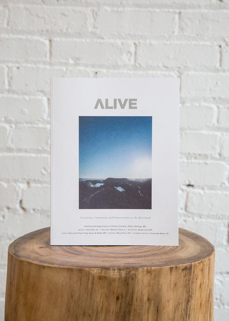 Alive Magazine Vol 16 Issue 1