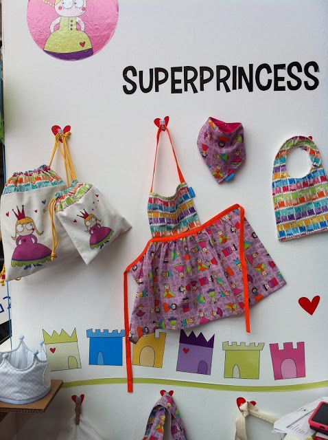 Micumacus - Superheros and superprincesses