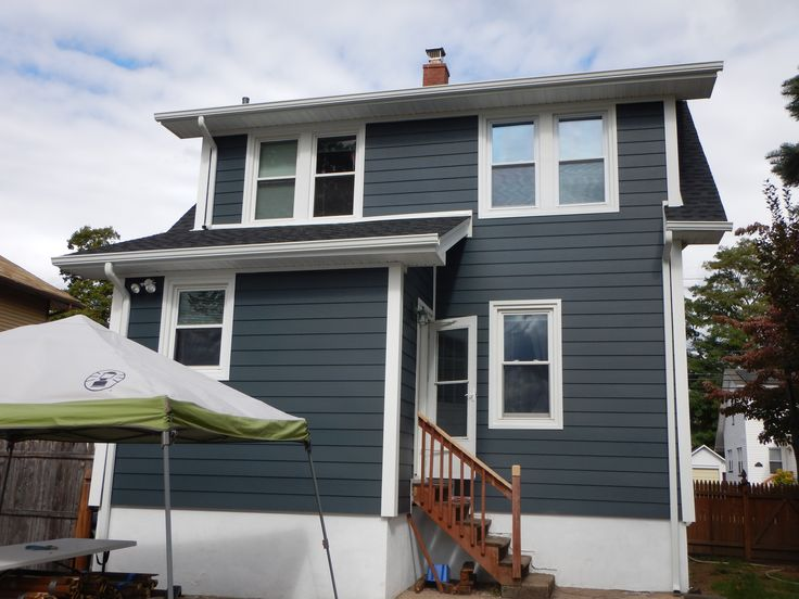 How can you estimate the cost of installing house siding?