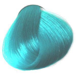 Teal Hair Dye Samples