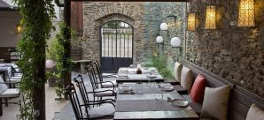 Compartir restaurant in Cadaques via Indagare