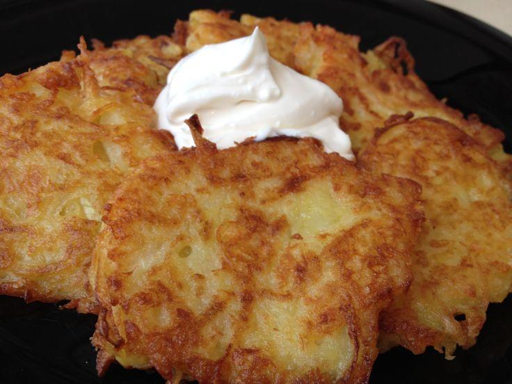 Драники (Деруны) - Невероятно Вкусные + Соус Специально Для Них   Potato...