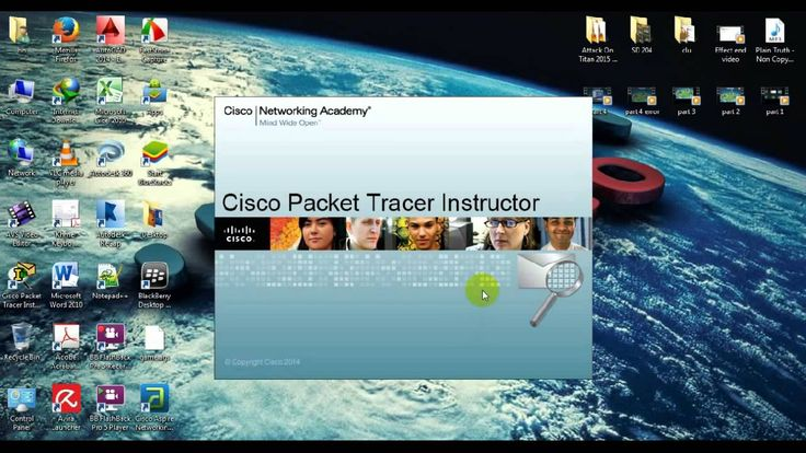 How to download & Install Cisco Packet Tracer 6.1 Instructor