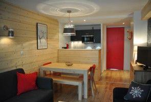 Location vacances appartement Val Claret