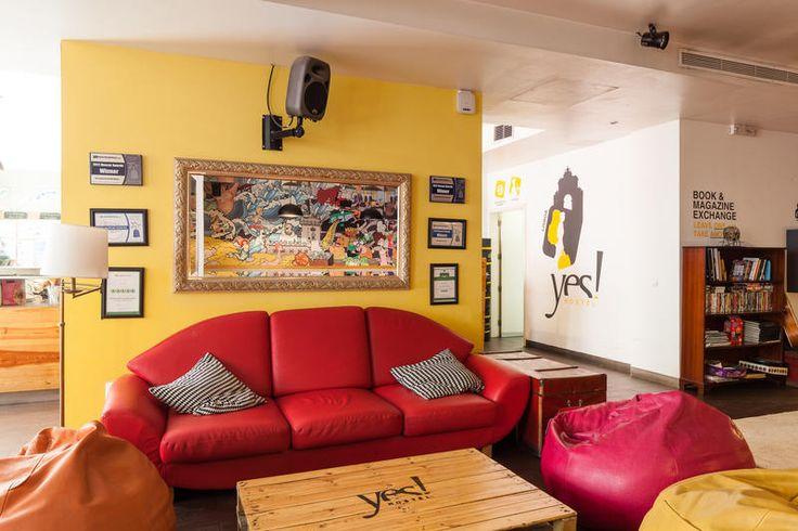 Yes! Lisbon Hostel Lisboa - Classificações e Comentários das Albergues da Juventude