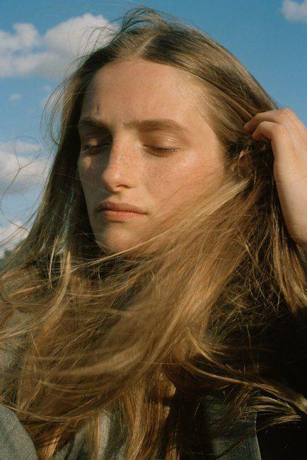 Oyster magazine augst Hair by Takuya Morimoto