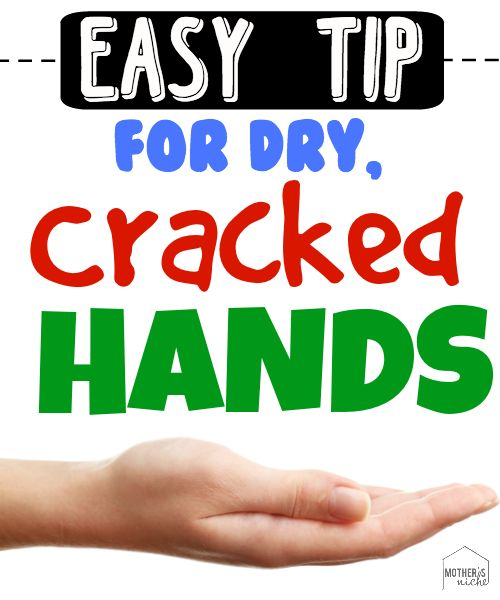 I finally found something that works for my dry hands, and surprisingly...it's not coconut oil!
