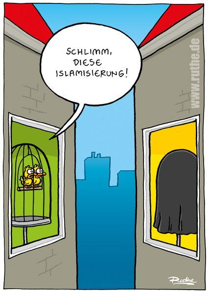 #Cartoon von #RalphRuthe #hwg