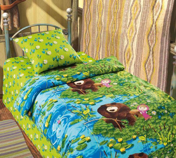 Set di bambino biancheria da letto 100% cotone от LuxuryTextiles37
