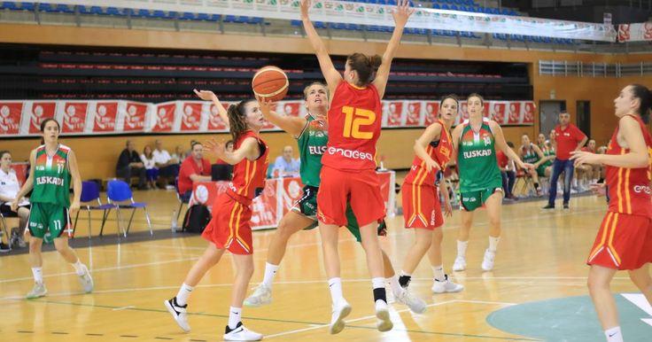 Baloncesto | Rusia gana el Torneo Internacional de Barakaldo con Euskadi en segundo puesto