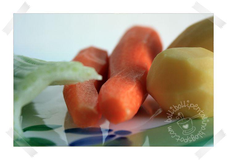 Come preparare in maniera semplice e veloce il primo brodo vegetale per lo svezzamento dei bimbi