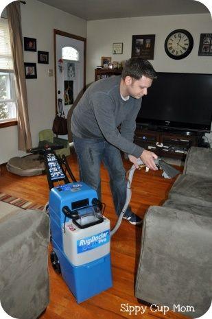 Rug Doctor Furniture Cleaner