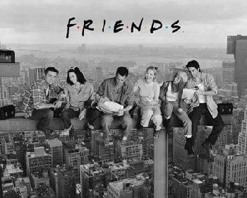 Se faire l'intégrale de Friends