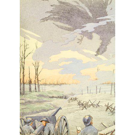 Le 75 Canvas Art - J-M-G Job (24 x 36)