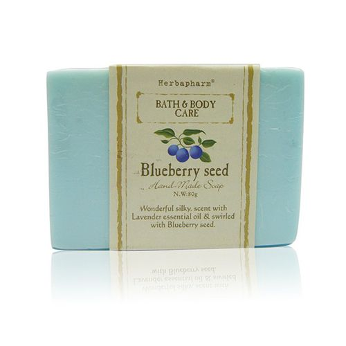 Natural soap : Soap Blueberry seed