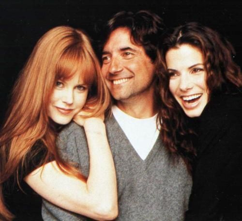Nicole Kidman, Griffin Dunne and Sandra Bullock...I love all three of these people, if only because of this movie. Not only is it visually stunning, but the storyline is just so much fun. 1998's Practical Magic!