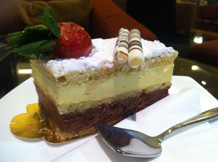Sweet cheese cake