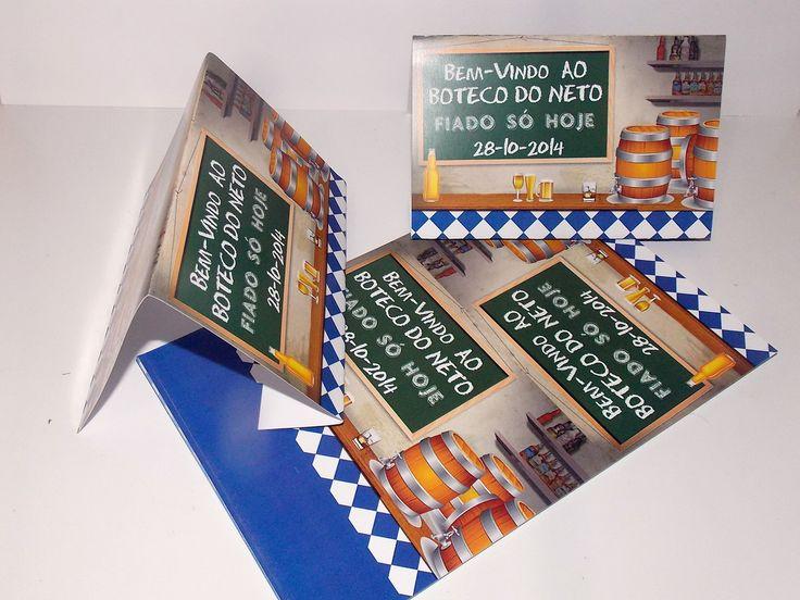 """Enfeite para Reserva de Mesa Personalizado  - Possui """"aba"""" e pode ser colado na mesa.  - Impresso em papel couche de alta gramatura  - Medida: 15x10cm  - Não acompanha fita dupla face para colar na mesa.  - Não é numerado (Para reserva com números, favor consultar preço).    - Consulte valor de f..."""