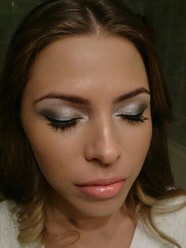 In love with make up!