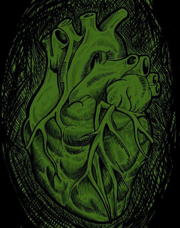 Poisonous heart