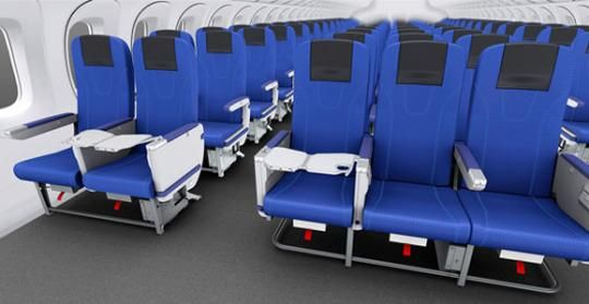 Great news for those who travel a lot: airlines will begin making seats a little more comfy. #travel