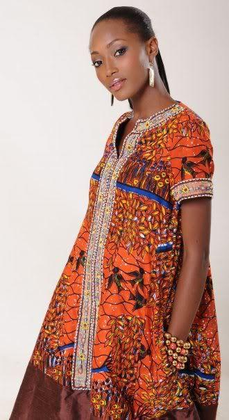 Trendy Styles Made With 'ankara' - Fashion (2) - Nairaland