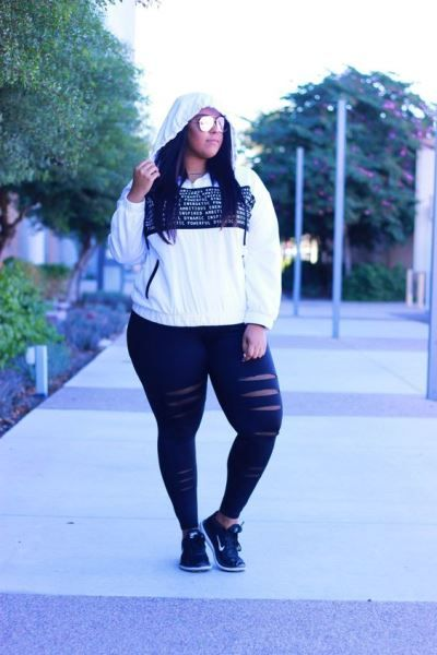 Plus Size Wear - Selection Issues For Workout Pants 2