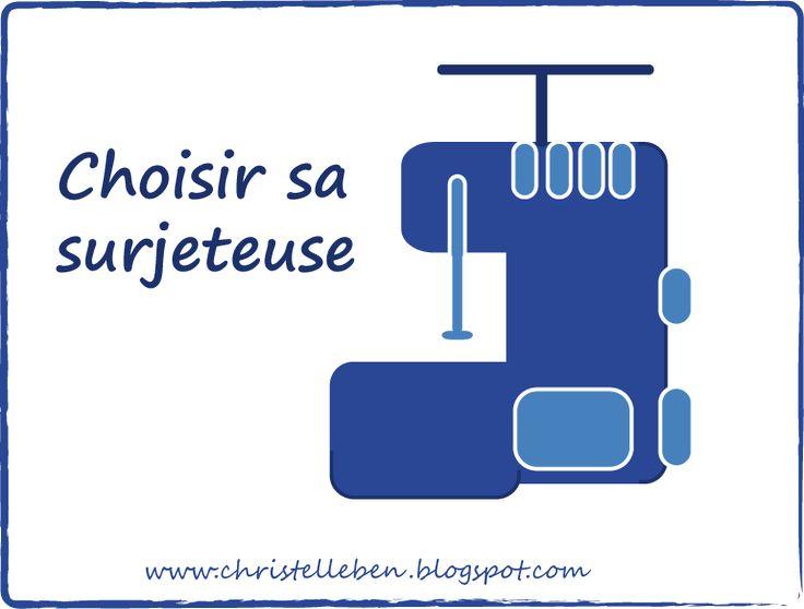 choisir sa surjeteuse - Christelle Beneytout