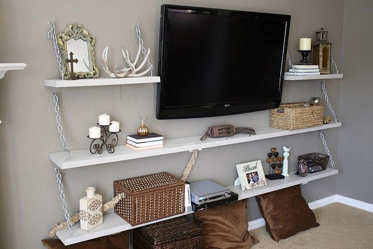 28 Awesome Unique TV Stand Ideas To Place Your Television Collection