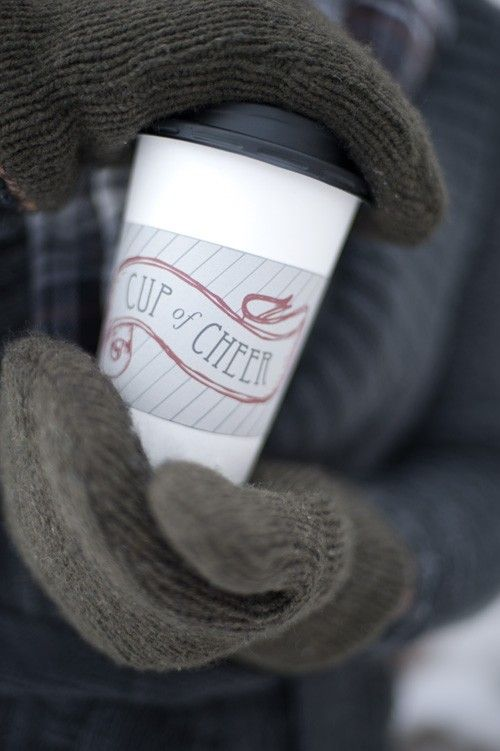:: cup of cheer ::