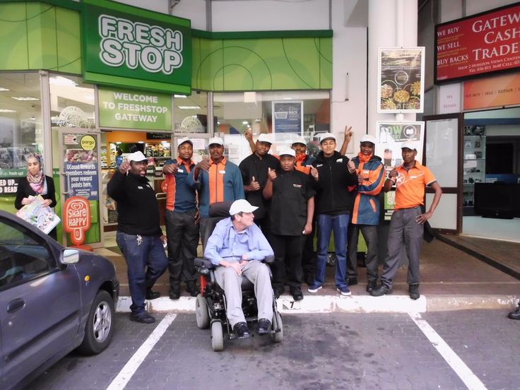 Caltex Gateway  prodly supporting casual day  http://www.qak.org.co.za/