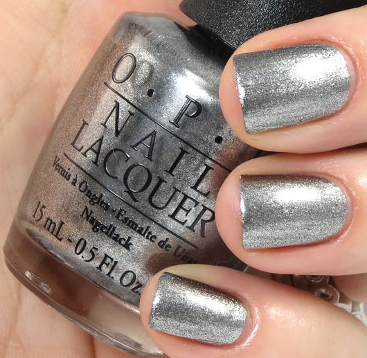 OPI San Francisco Collection Haven't The Foggiest
