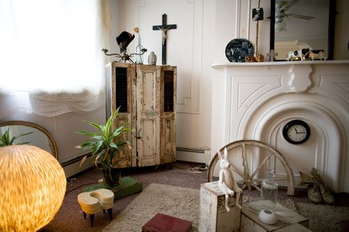 fireplace: Fireplaces