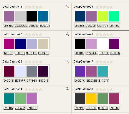 Colores que combinan para pintar buscar con google - Colores que combinan con lila ...