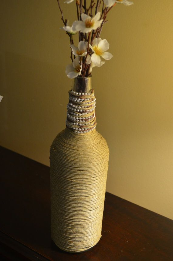 Love the neck for my twine wine bottles