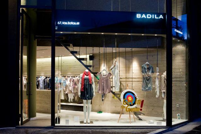 #badila #shop #facade #steel #staircase