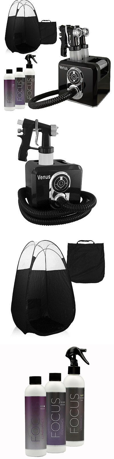 Airbrush Tanning Kits: Venus Spray Tan Machine Kit With Tent And Sunless Airbrush Tanning Solution -> BUY IT NOW ONLY: $239 on eBay!