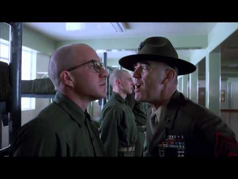 The story behind Gunnery Sergeant Hartman's speech from Full Metal Jacket | Content for You