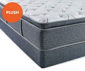 I found a Serta iCollection Perfect Sleeper Medina Super Pillow Top Plush Queen Mattress & Box Spring Set at Big Lots for less. Find more at biglots.com!