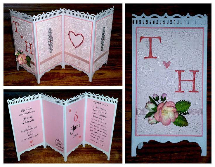 Wedding Card Craft
