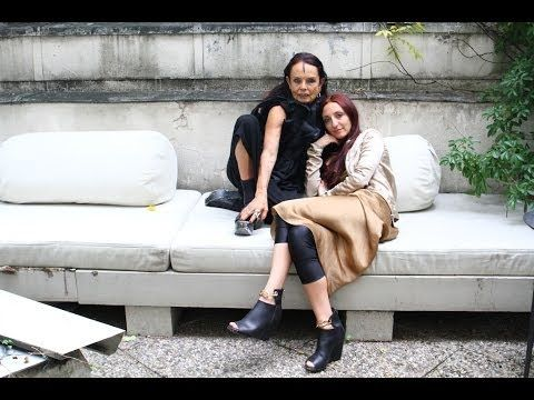 At Home With Michele Lamy: The Woman Behind Rick Owens