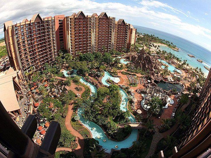 15.Aulani Disney Resort, Oahu : Best Resorts in Hawaii: Readers' Choice Awards : Condé Nast Traveler