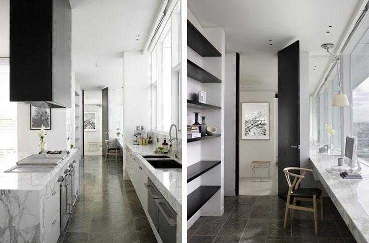 carrera+marble+kitchen+1.jpg (1152×758)